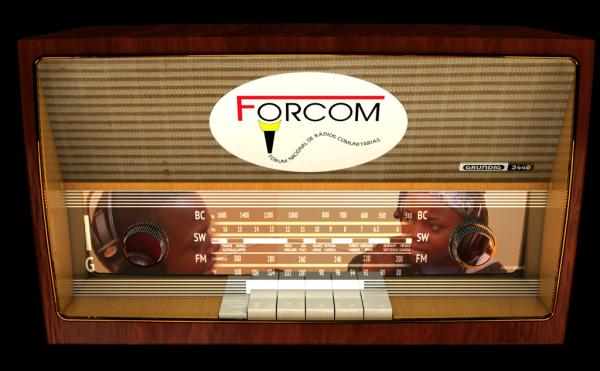 Grundig 2440 antique radio