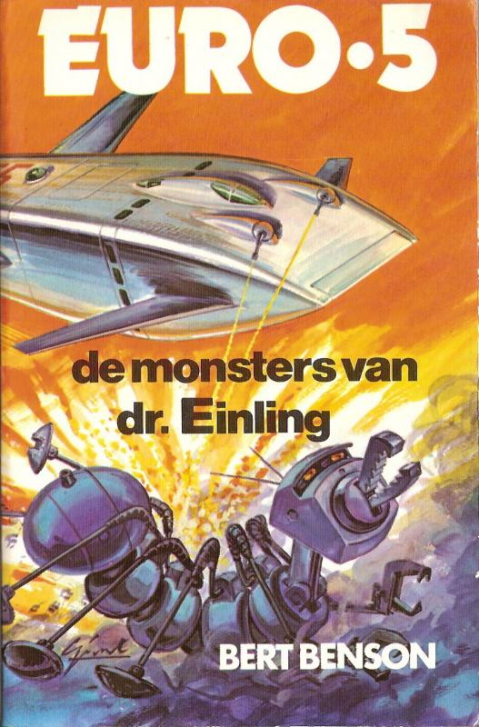 5. De monsters van Dr. Einling