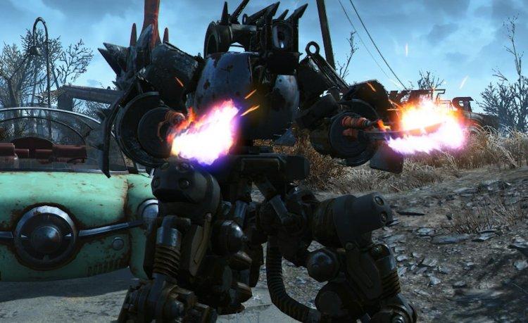 Fallout 4 Custom Automatron