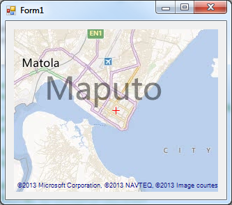 Bing maps provider