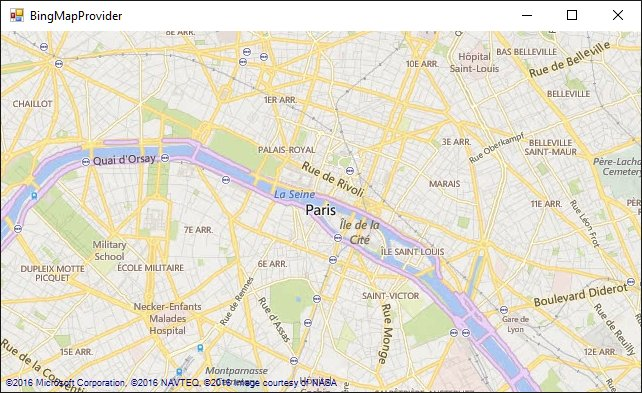 GMap.NET Beginners Tutorial: Maps markers, polygons and ...