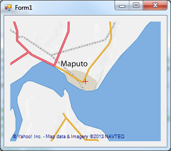 GMap NET Tutorial: Maps, markers and polygons | Independent Software