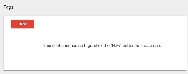 Google Tag Manager tag management